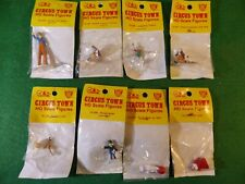 CIRCUS TOWN HO Figures by IHC Vintage packs of 5