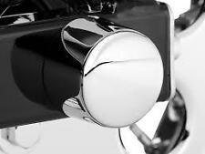 Harley-Davidson Trasero Eje Tuerca Cover Kit Cromo Clásico 43132-08