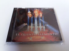 """ORIGINAL SOUNDTRACK """"THE FIFTH ELEMENT"""" CD 26 TRACKS ERIC SERRA BSO OST BANDA SO"""