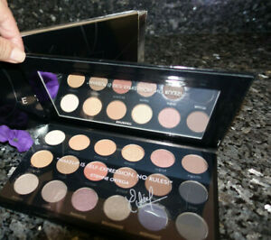 Pur pro X Etienne eyeshadow palette new in box full size
