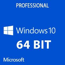 WINDOWS WIN 10 PRO 64 BITS KEY/CLAVE - LICENCIA 100% ORIGINAL - MULTILANGUAGE