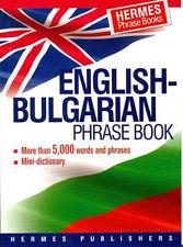 English-Bulgarian Libro de Frases Classified con Inglés Índice y Pronunciación