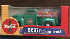 1996 Ertl 1956 Ford  pickup  truck Coca Cola 1:25 scale coin bank