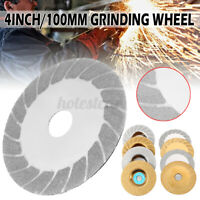 100mm Diamond Flap Sanding Discs Angle Cutting Glass Grinder Disc Grinding Wheel