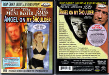 DVD Anne Baxter ANGEL ON MY SHOULDER Claude Rains Archie Mayo All Region OOP NEW