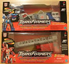Transformers RID Optimus Prime AND Ultra Magnus OMEGA PRIME