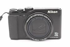 Nikon Coolpix S9900 16.0 Mp Fotocamera Digitale - Nero