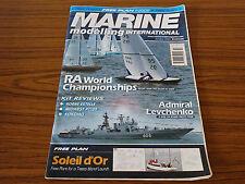 Marine Modelling International: Oct 2005: RA World Championship, Soleil d'Or
