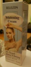 Bellezon Whitening Cream 10 Seconds Instant Whitening Body Cream 60mL Exp:05/23