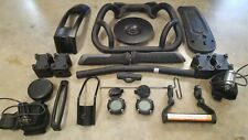 Lot of used segway parts includes 2 Segway InfoKey i2 or x2