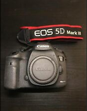 canon 5d mark iii body with various lens