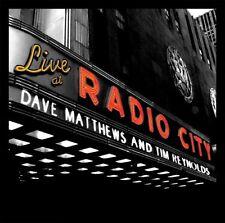Dave Matthews - Live at Radio City [New CD]