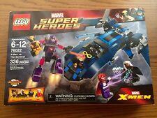Lego Set #76022 Marvel Super Heroes X-MEN VS THE SENTINAL