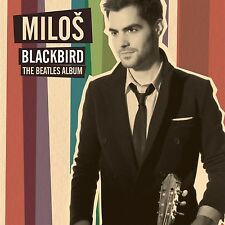 MILOS KARADAGLIC - BLACKBIRD-THE BEATLES ALBUM  CD NEU BEATLES,THE