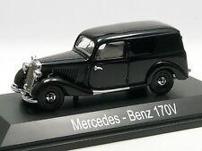 Schuco 1:43 Mercedes 170 V schwarz # 02252