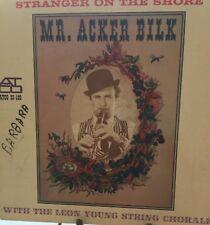 Mr. Acker Bilk Stranger on the Shore  Leon Young String Orchestra 1962 ATCO
