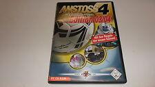 PC  Anstoss 4: Der Fußballmanager - Edition 03/04