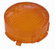 Volvo P1800 S E ES AMBER Front Turn Signal Lens new reproduction 673509