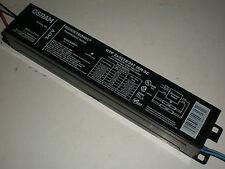 BALLAST T8 FLORESCENT BULB LIGHTING SYLVANIA OSRAM QTP-2X32T8/347 ISN-SC NEW