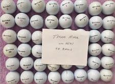 48 Taylormade Near Mint Used Golf Balls Aaaa-Aaaaa