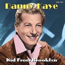 DANNY KAYE - KID FROM BROOKLYN NEW CD