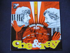 LP CHE & RAY - GIANTS OF BOOGIE-WOOGIE AND BLUES / excellent état