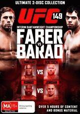 UFC: 149 Interim Bantamweight Championship Faber vs Barao = NEW DVD R4