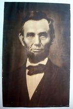 Abraham Lincoln - Alexander Gardner - Underwood & Underwood - Rare Antique Print