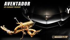 IPE TITANIUM LINE FOR Lamborghini Aventador LP-700-4 / LP720-4 Valvetronic Muffl