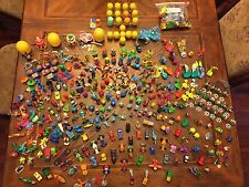 346 lot Kinder Egg Surprise includes Vintage $$$