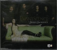Evanescence - Sweet Sacrifice - 2 Tracks Maxi CD - Goth Rock - Rare
