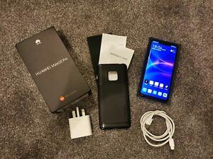 Huawei Mate 20 Pro LYA-L09 - 128 GB - Black (Unlocked) (Single SIM)