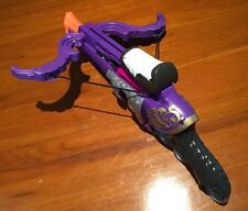 Steampunk Project Nerf Rebelle Purple Crossbow Gun Cos Play Comicon