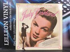 Judy Garland Over The Rainbow LP Album Vinyl MFP50555 A1/B1 Soundtrack 80's