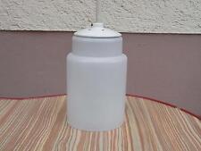 Bauhaus Decken Lampe Ø 13cm Wagenfeld Design Pendelleuchte Schirm Hängelampe