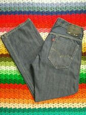 LEVIS 569 Loose Straight 8 pocket Jeans blue/grey wash SZ 30x30