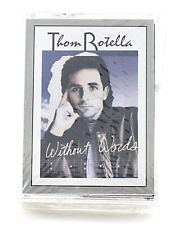 Prerecorded Digital Audio DAT tape Thom Rotella Without Words DMP - Sealed