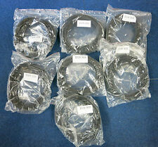 7x Teleste DVX908 5m Audio Cable Mini-DIN Open Cable for Teleste Modulators