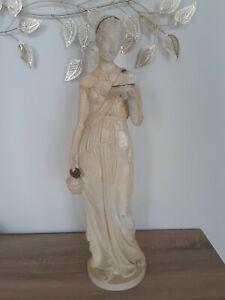 Antike Griechische Römische Statue / Skulptur Wasserträgerin 55 cm Frau