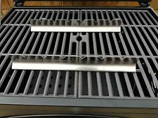 BBQ Skewers Rack for 6 Skewers. Made from Stainless Steel Length 30cm Height 4cm