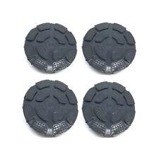 4PC Arm Lift Hoist Black Endurable Rubber Pad Auto Car Wheel Tyre Repair Tool
