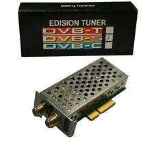 Edision Argus VIP 3 DVB-S2 SAT HDTV TUNER PCI Plug&Play VIP3 NEU