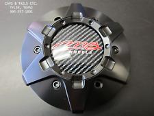 MB Wheels TKO center cap C358-4 TKO CAP BLACK NEW C3584 6 Lug C-358-4