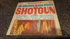JR. Walker and the All Stars Play Shotgun Plus LP Taiwan (1966) Rare Red Vinyl
