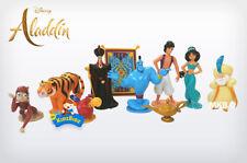 Brand New Disney ALADDIN 10 Cake Toppers / Figures