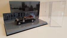 Minichamps - Horch 853 A Sport Cabriolet 1938 Noire (1/43)