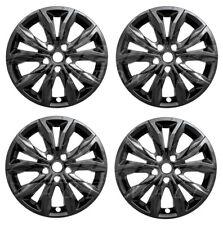 "17"" Gloss Black Wheel Skins Hubcaps FOR 2019 2020 Chevy Malibu (Set of 4)"