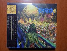 Vingador - Let the Hate Flow Braz Heavy / Thrash Metal RARE! Japan Double CD