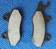 Bremsklötze hinten SMC / Barossa / Kreidler / RAM Hinterachse Bremsbeläge