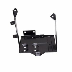 For Jeep Cj 76-86 New Battery Tray Kit Black With Arm  X 11214.01